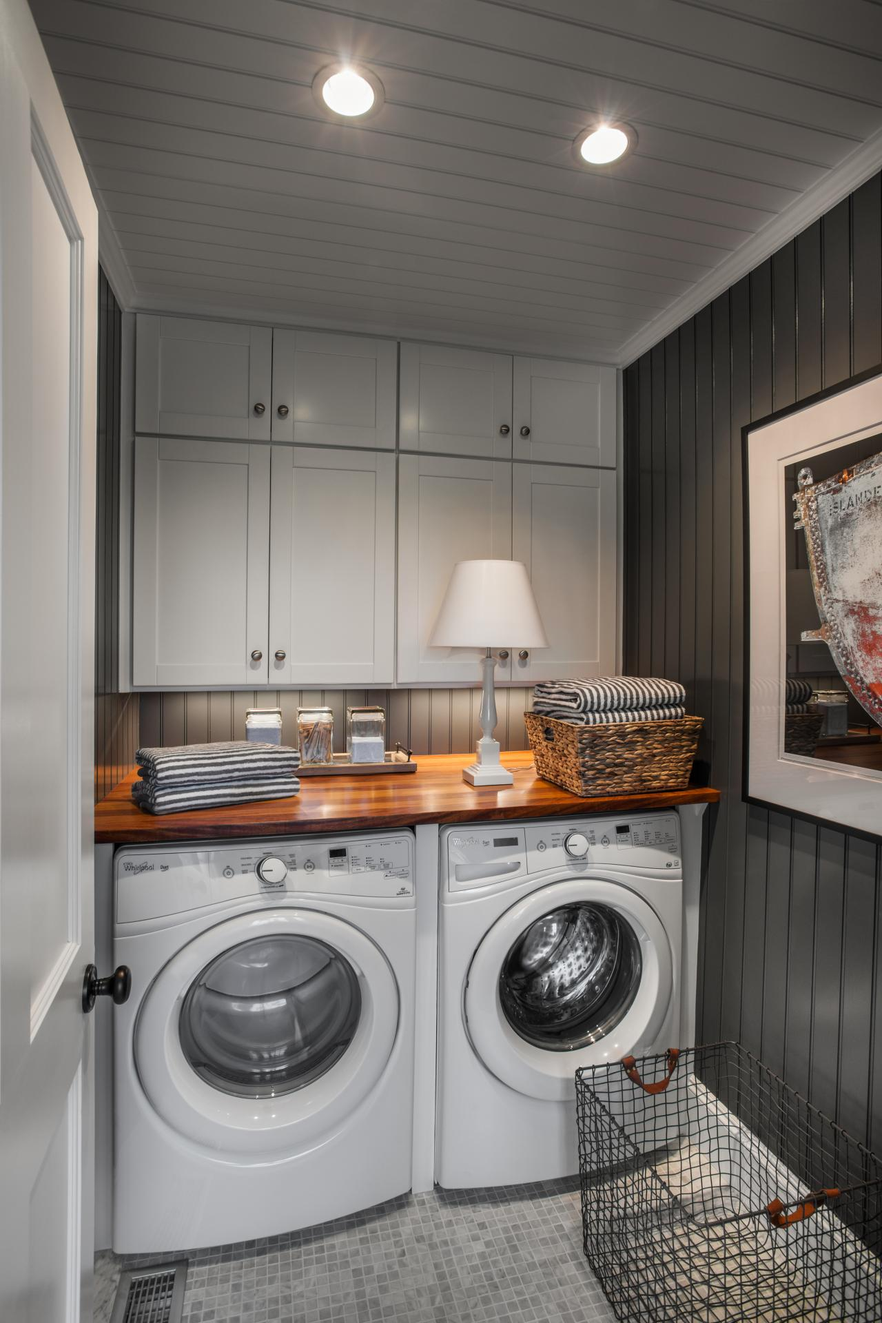 10 Budget Friendly Laundry Room Updates You Can Do In One Day Or Less